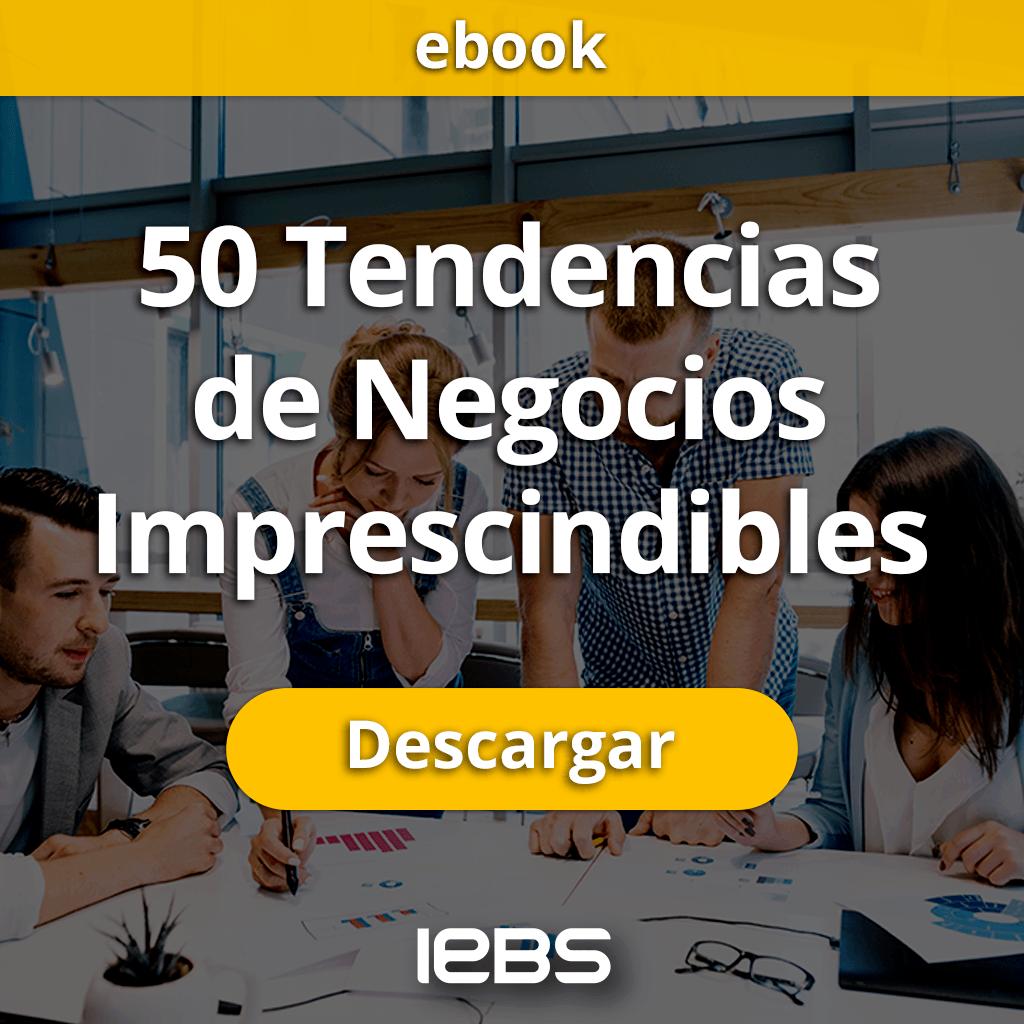 50 tendencias de negocios impresccindibles