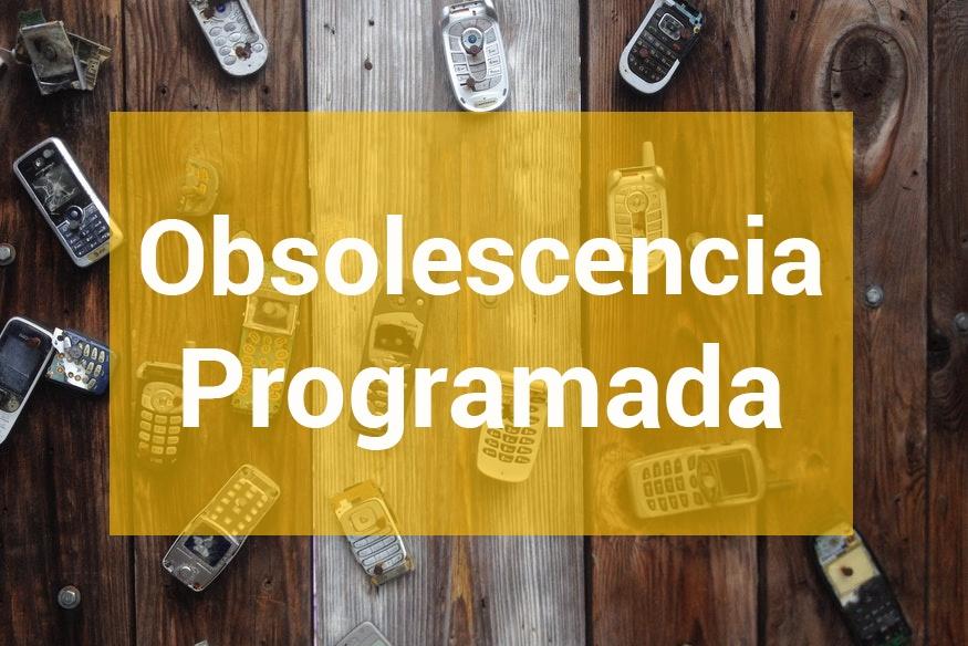 Cómo acabar con la obsolescencia programada o planificada
