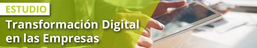 Estudio transformación digital