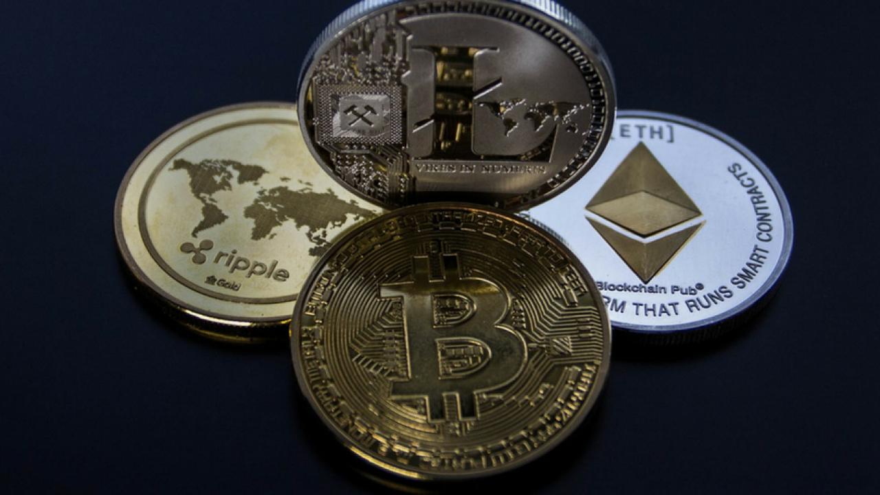 Las 10 principales criptomonedas de capitalización de mercado