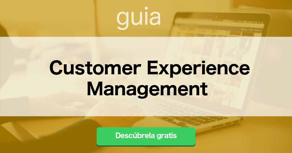 guia Customer Experience Management