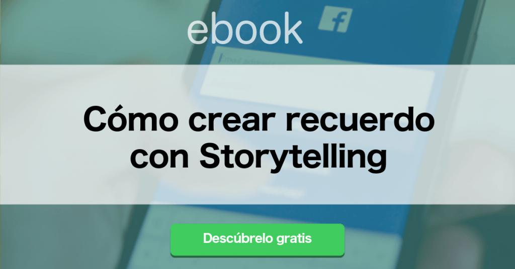 Como crear recuerdo con Storytelling