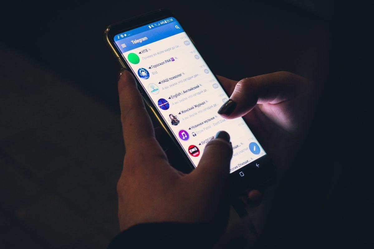 listas de Telegram para profesionales del marketing