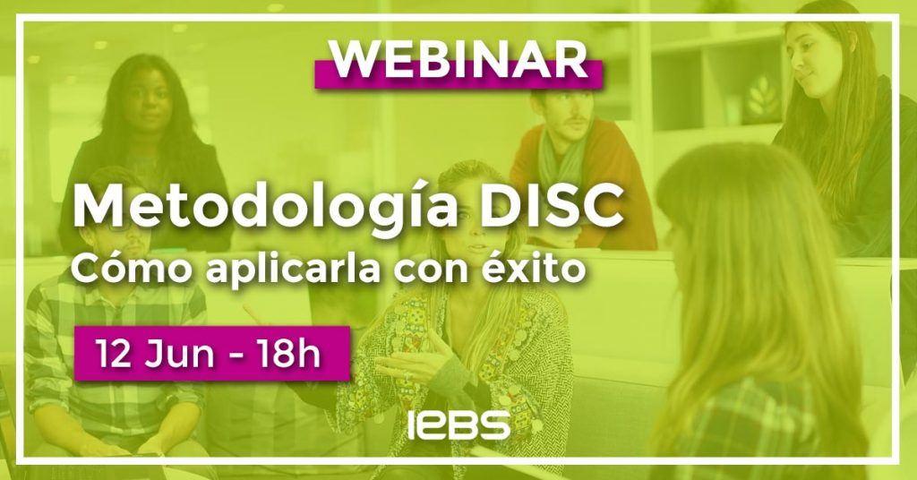 metodología DISC webinar