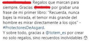 Ejemplo etiquetas instagram