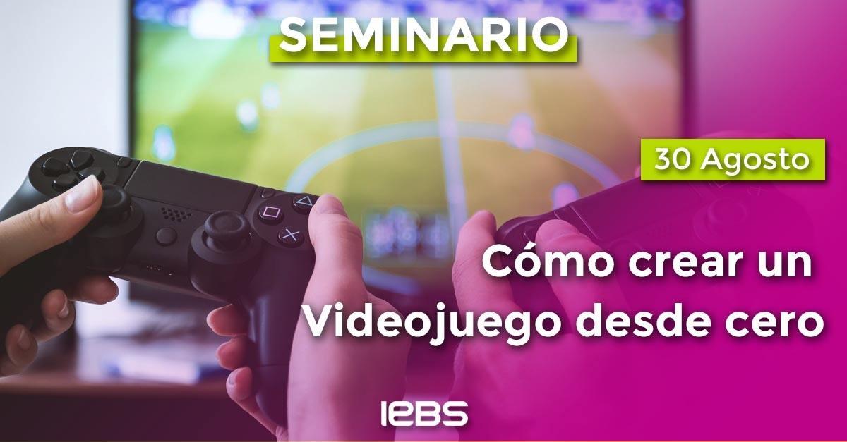 Seminario_30 Agosto_videojuego