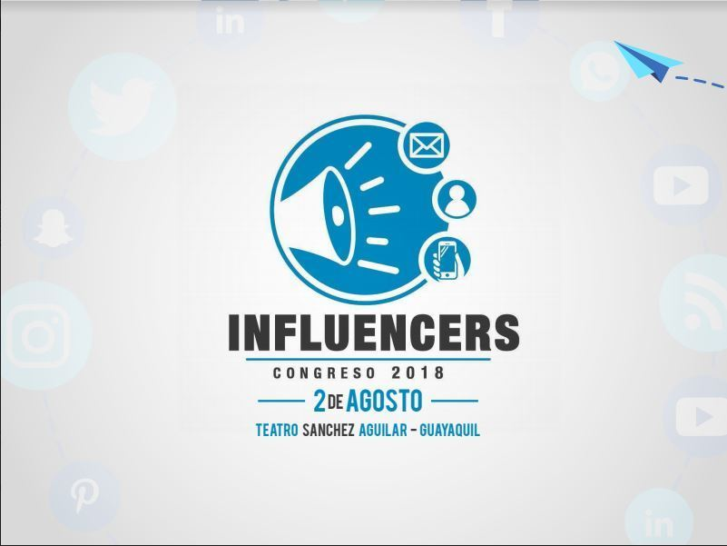 I Congreso Influencers Ecuador: Claves del marketing por recomendación