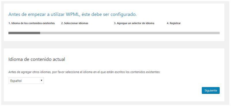 Instalando WML