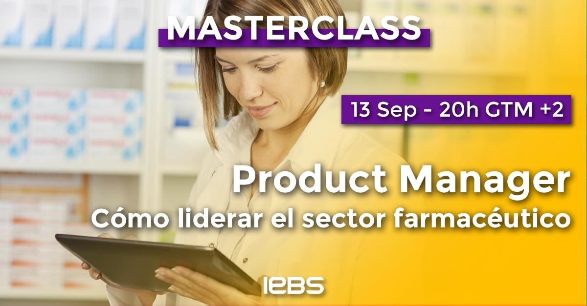 MasterClass Product Manager