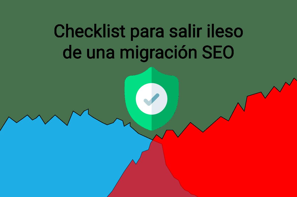 Checklist Migración SEO