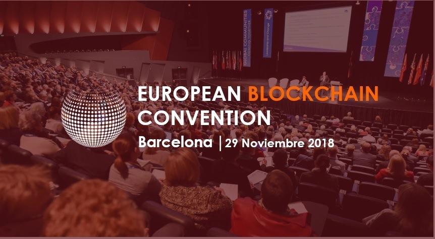 European Blockchain Convention llega a Barcelona