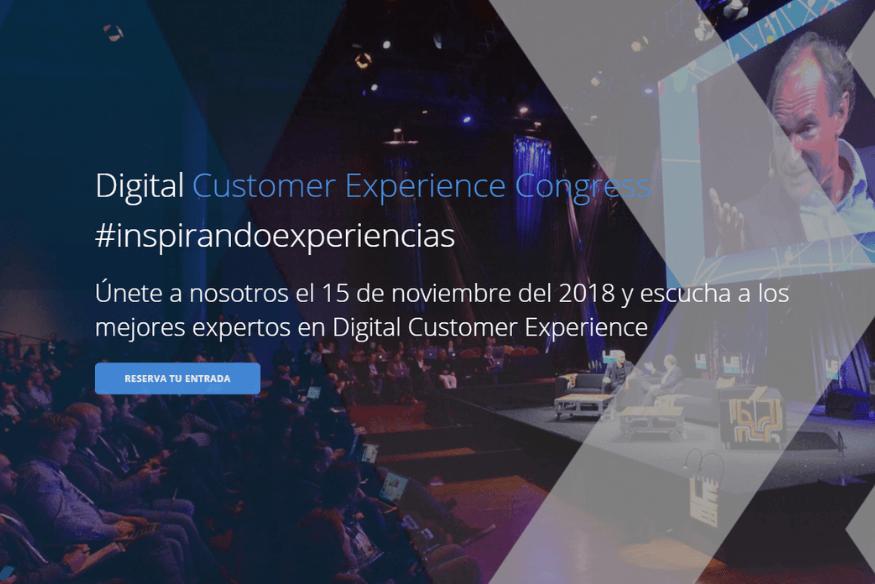 Llega a Barcelona el Digital Customer Experience Congress