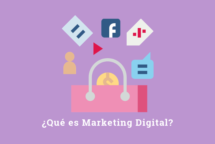 ¿Qué es Marketing Digital? La mejor definición de marketing online y digital marketing
