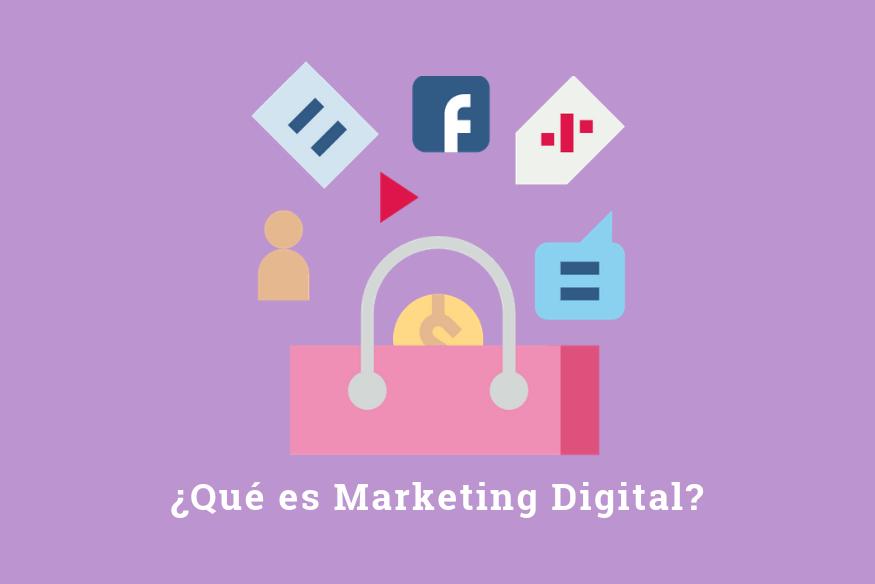 Resultado de imagen para en que consiste el marketing digital