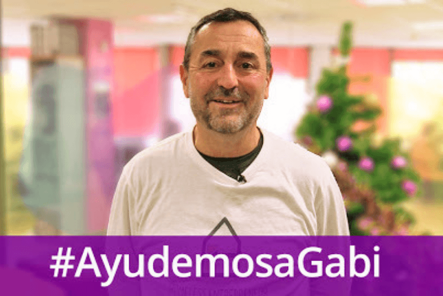 #AyudemosaGabi a encontrar trabajo con un solo tweet