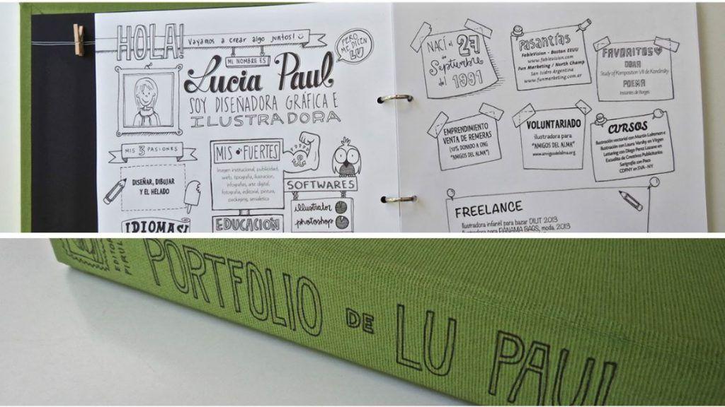 curriculum diseño grafico