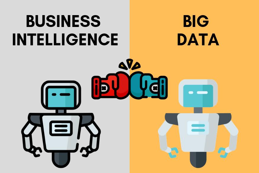 Big Data vs Business Intelligence ¿cuáles son sus diferencias? - BIG DATA