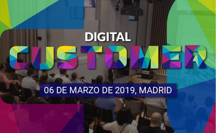 El Digital Customer Day reúne a los líderes internacionales en UX - RRSS Customer Day 875x584 825x510
