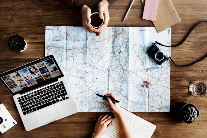 Cómo crear una web o blog turístico desde cero