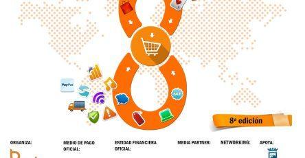 eCongress Málaga VIII: todo sobre eCommerce, Social Media y Marketing - 8 eCongress Málaga 12 SEPTIEMBRE 444x230