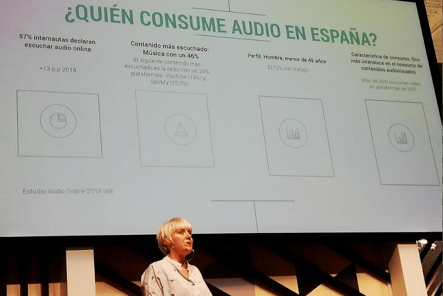 Digital Audio Day Pilar Millán