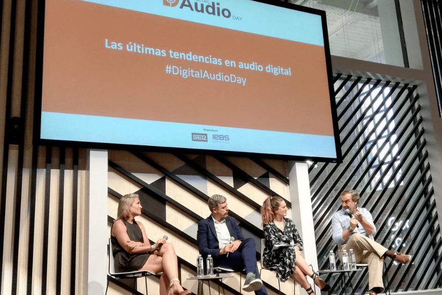 Digital Audio Day Mesa redonda
