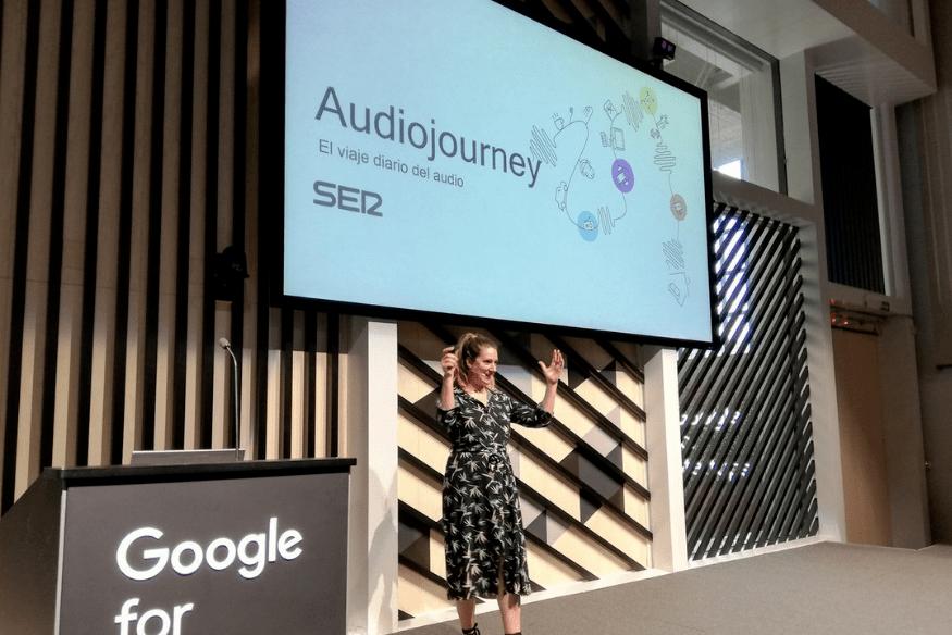 Digital Audio Day Ana Ormaechea