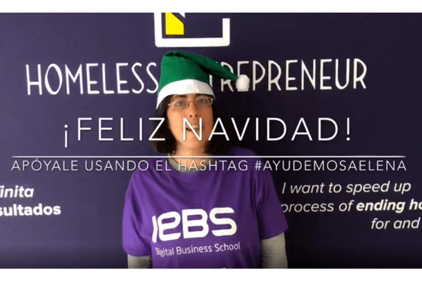 Homeless Entrepreneur