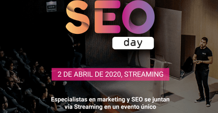 Seo day RRSS Miniatura Blog
