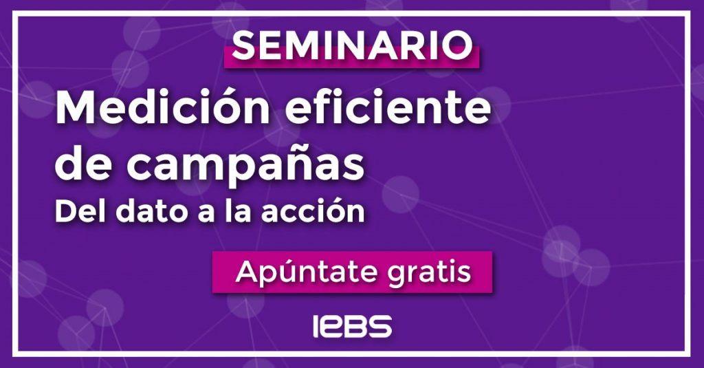 Seminarios online gratuitos que no te puedes perder en marzo - seminario 5 marzo IEBS fondo plano Linkedin apuntate 1024x535