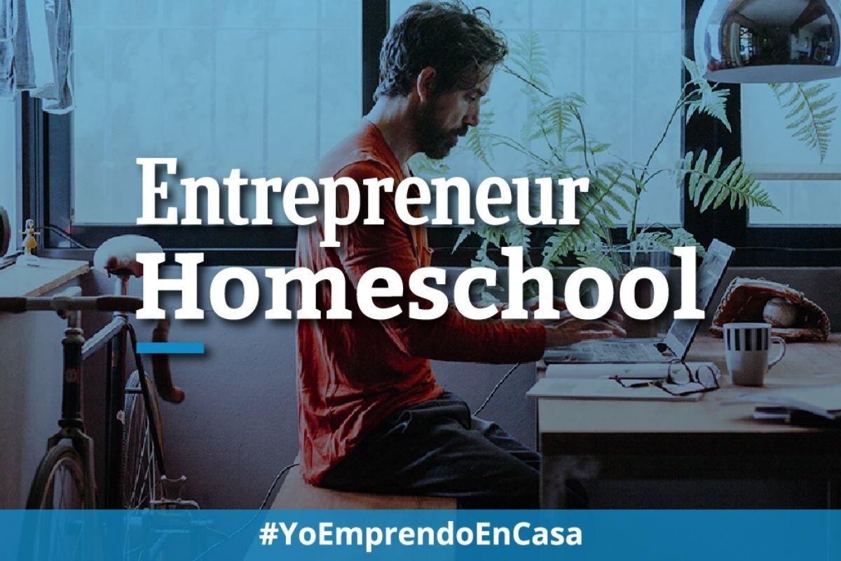 IEBS lanza Entrepreneur Homeschool, una serie de cursos gratuitos para emprendedores en la cuarentena