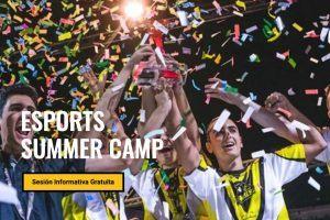 Campamentos de Verano Online de eSports para el Coronavirus en el 2020