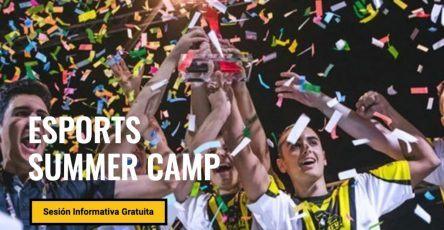 Campamento de verano eSports