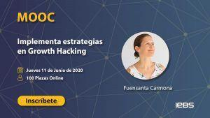 Llega el MOOC gratis del mes: Implementa estrategias en Growth Hacking