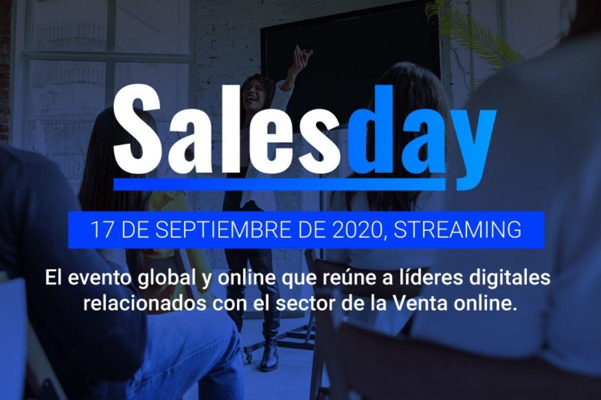 ¡Ya está aquí el Sales Day! El mayor evento online del sector ventas