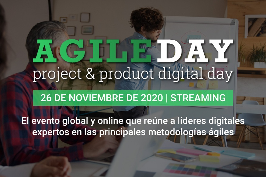 No te pierdas Project & Product Digital Day, el evento de las metodologías ágiles
