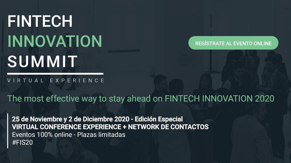 IEBS con la tecnología en Fintech Innovation Summit