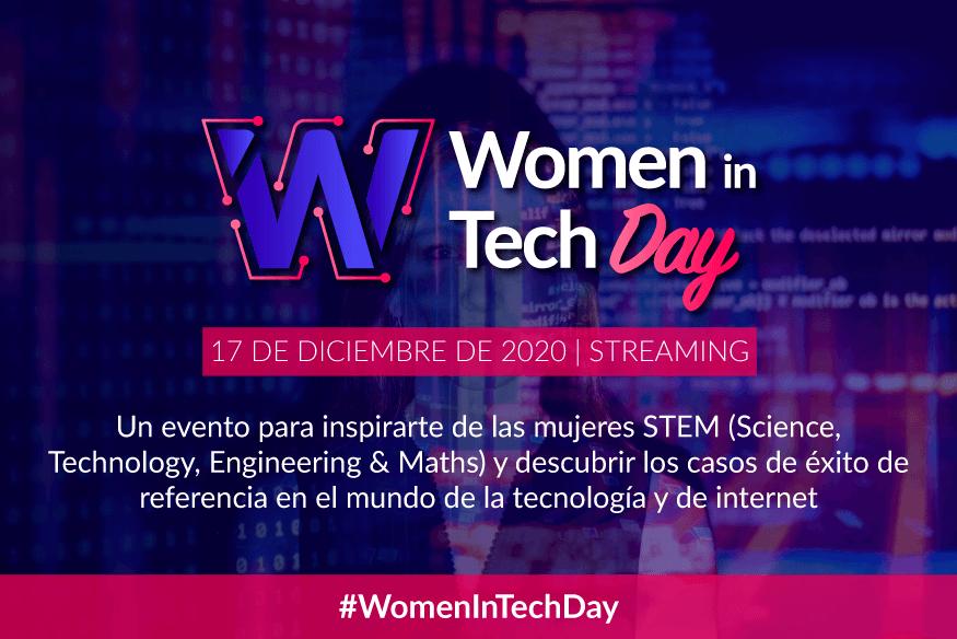 Women In Tech Day: 7 mujeres en su lucha por despuntar en el sector tecnológico