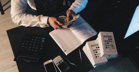financiar startup