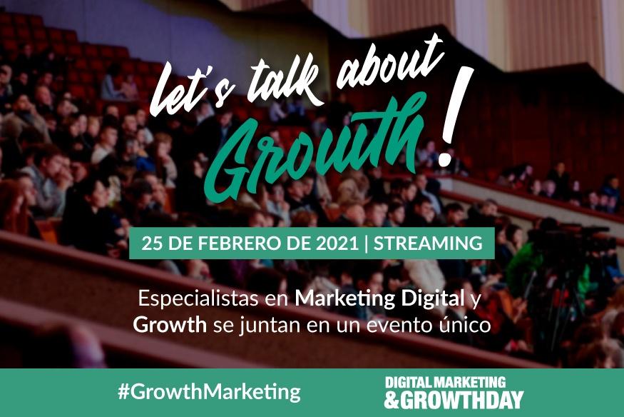 IEBS reúne a los mayores expertos del marketing digital en el Let's Talk About Growth