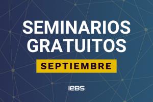 Seminarios online gratis que no te puedes perder en septiembre