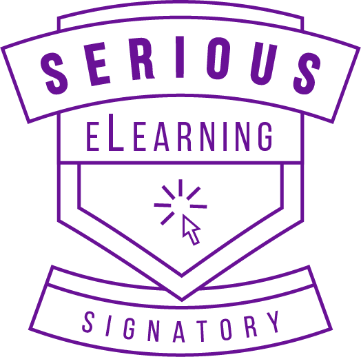 Sello Serious elearning