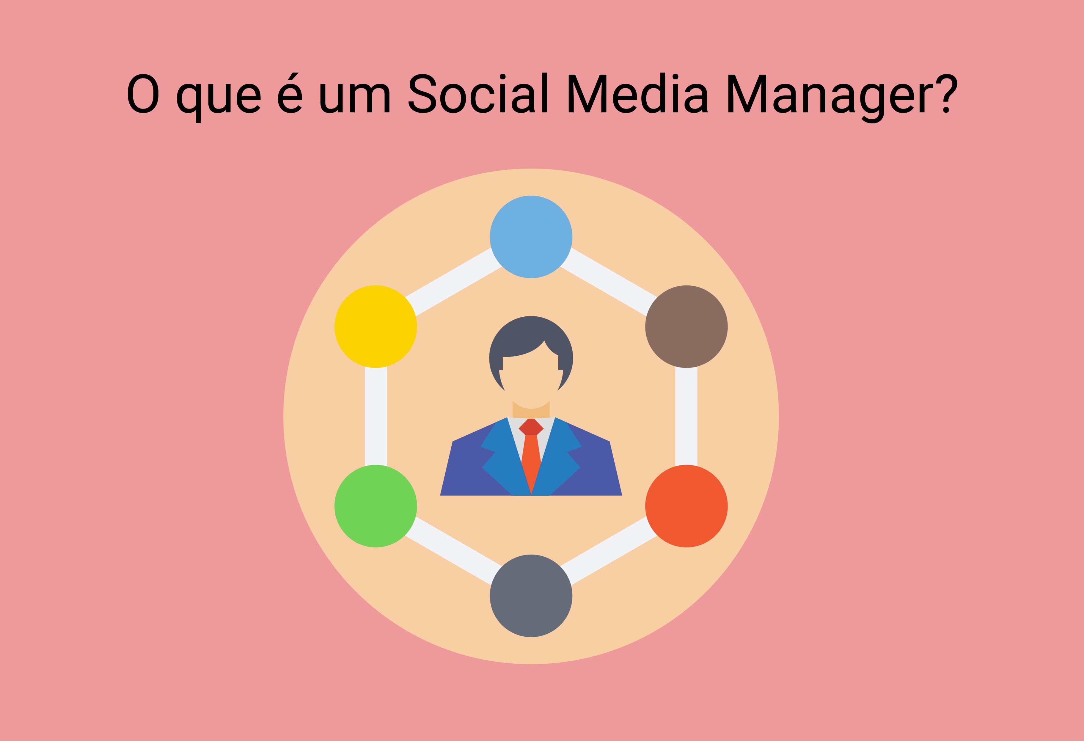 Resultado de imagem para o que social media manager