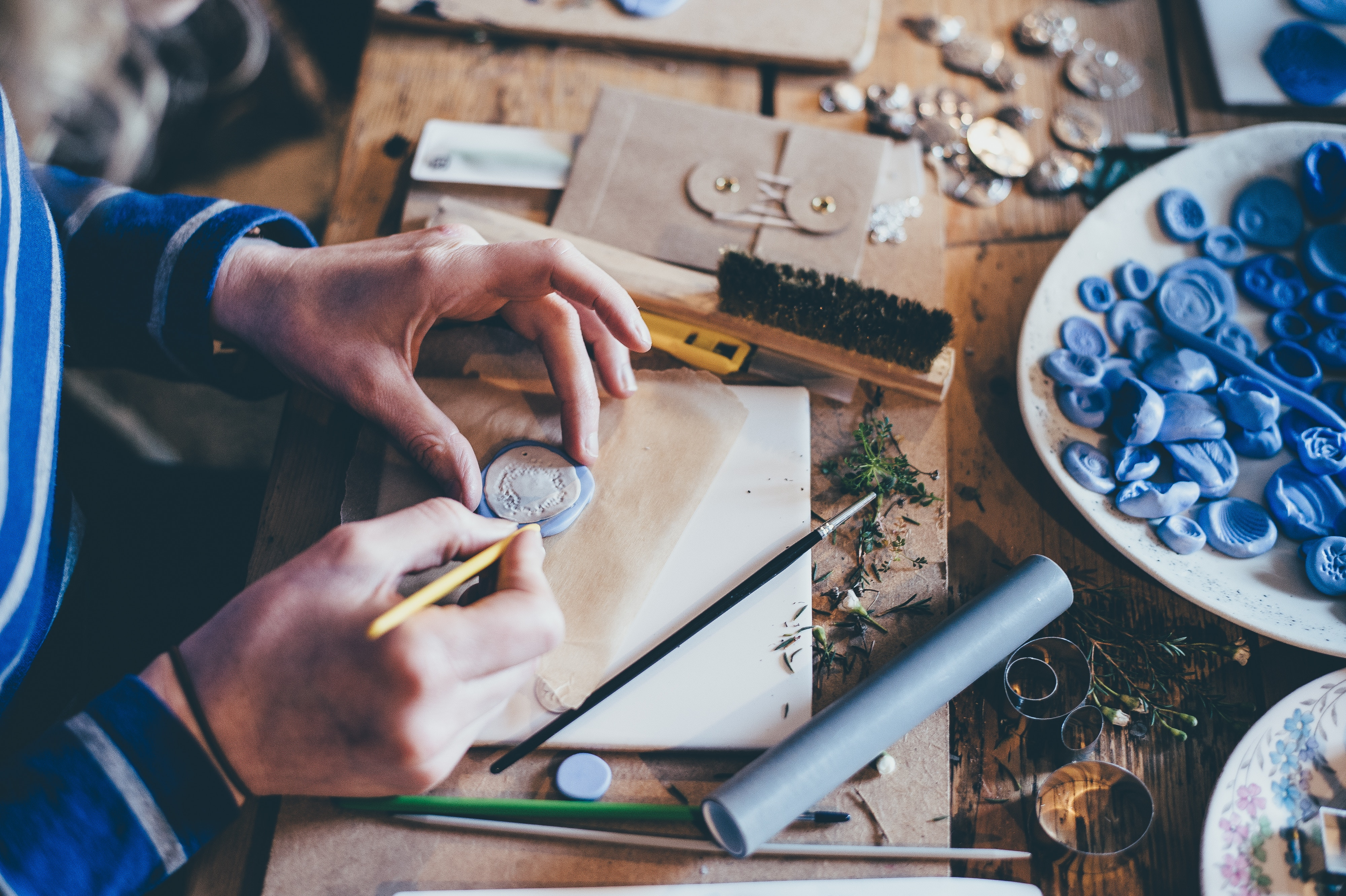 Negócios artesanais como uma boa oportunidade de sucesso