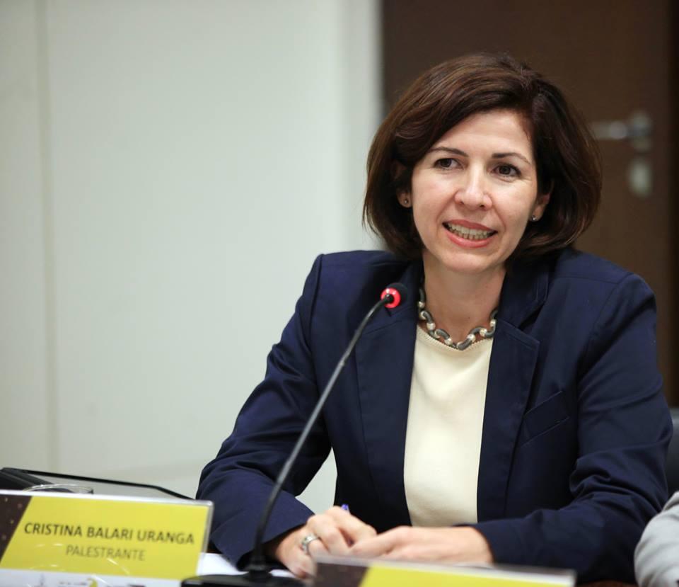Entrevista: Cristina Balari, professora da IEBS