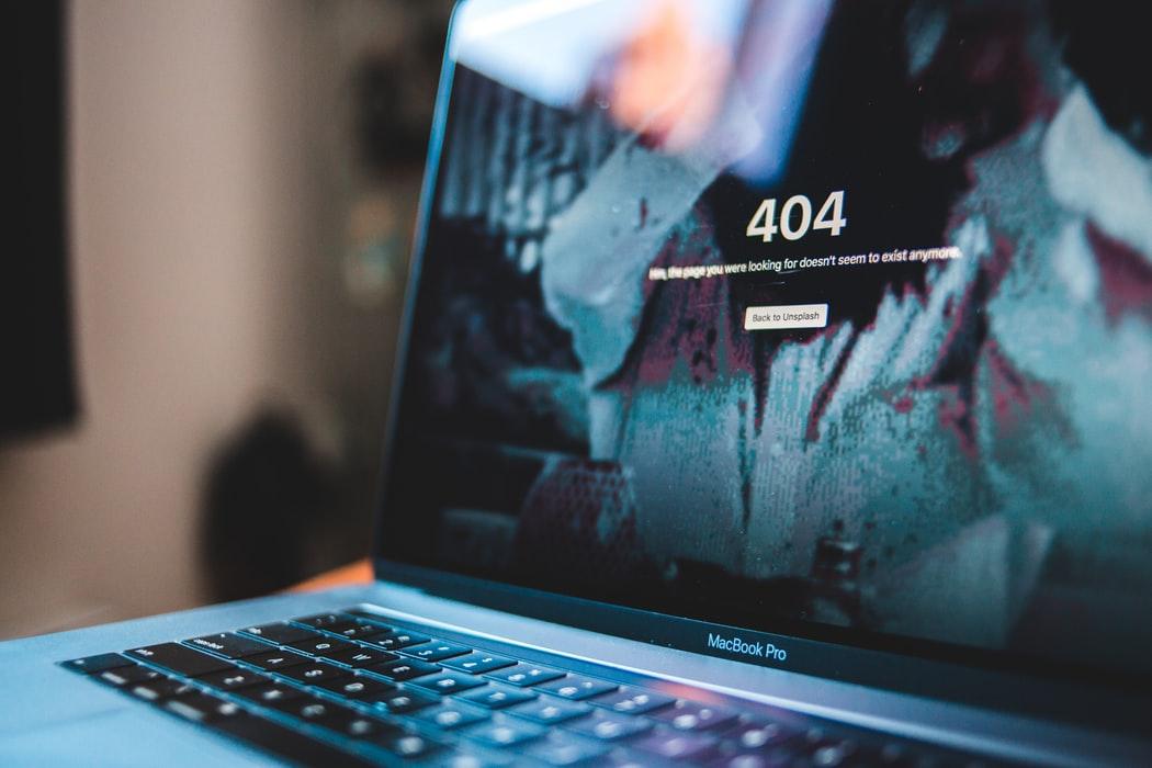 Como criar uma página 404 personalizada