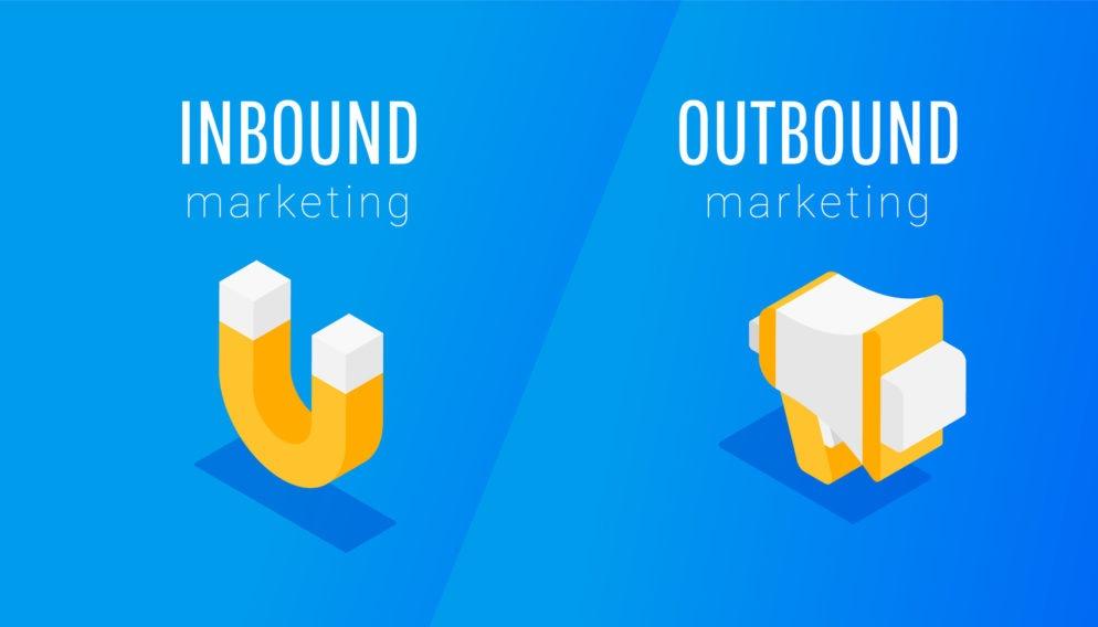 A diferença entre Inbound e Outbound Marketing